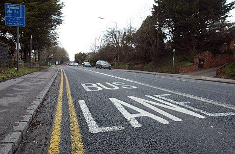 Motorcyclists get bus lane go-ahead