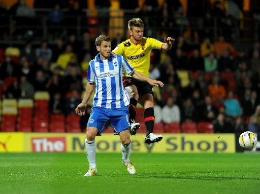 Andrea Orlandi played a key role at Watford