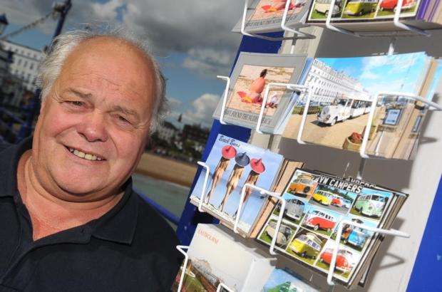 Police called in over saucy postcards in Eastbourne