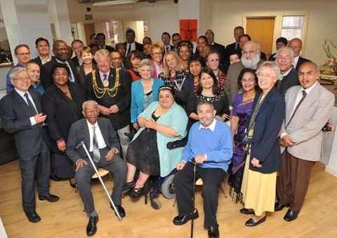 Ethnic minority groups' centre opened in Brighton