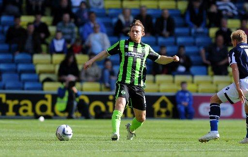 Craig Mackail-Smith is not expected to be fit for the next two home games