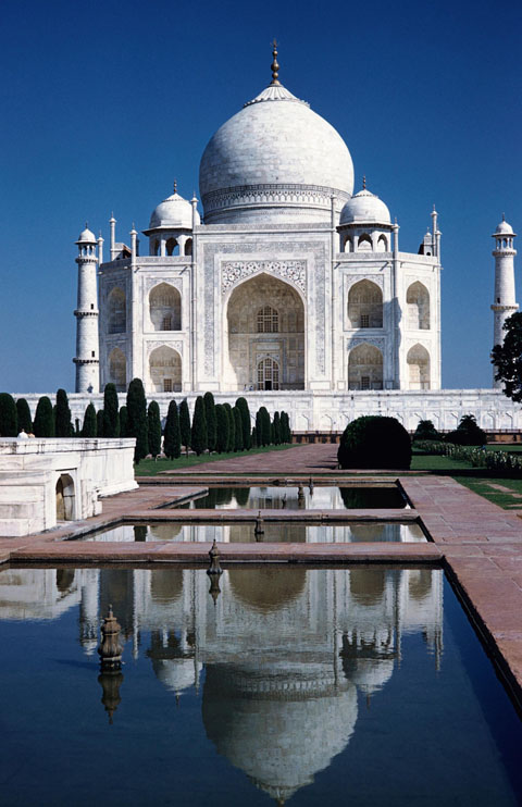 New iPhone maps relocate India's Taj Mahal off Brighton's Western Road