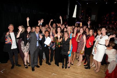 MARVELLOUS medics were honoured at an inspiring awards ceremony.