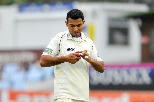 Naved Arif has been released by Sussex after two years at Hove