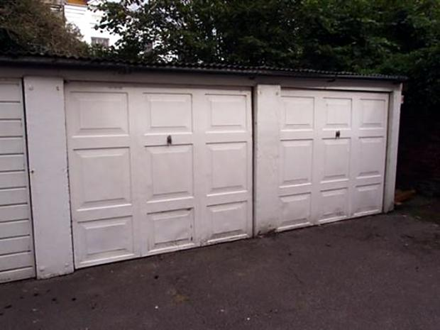 Garage goes on sale for £40k as parking problems highlighted