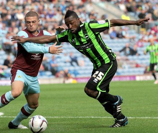 Kazenga LuaLua wants to improve on his midweek performance