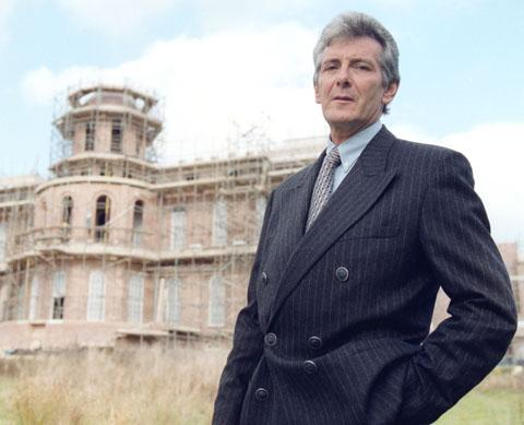 Nicholas van Hoogstraten - My bullyboy days are over