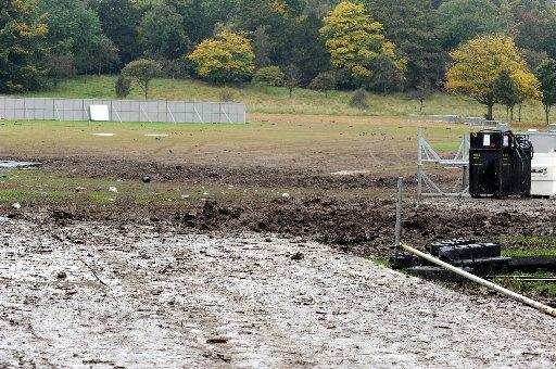 Shakedown Festival creates a mud-bath in Stanmer Park