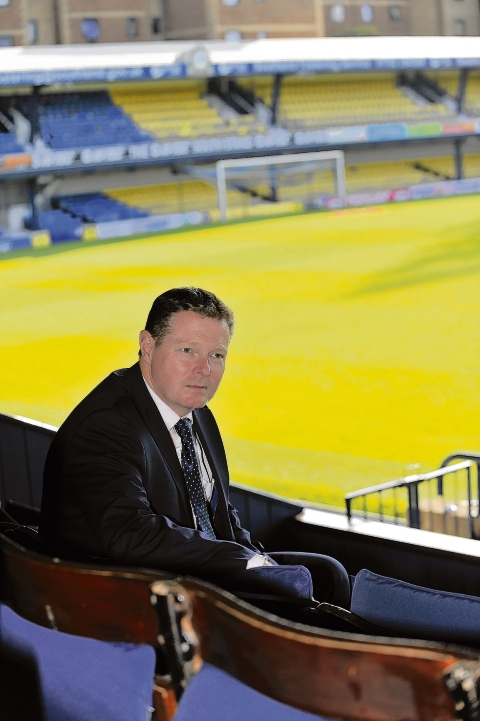 Millwall chief issues warning about fan behaviour