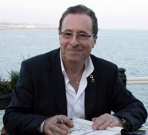 Author Peter James has three books in the most-borrowed top ten from Brighton and Hove libraries