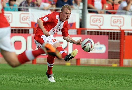 Nicky Adams has impressed for Crawley