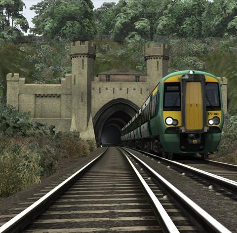 Rail simulator gives you the chance to drive the London to Brighton line