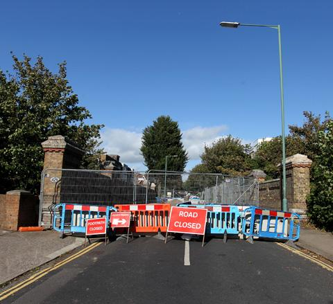 Busy Hove road closed for 18 months after bridge branded unsafe