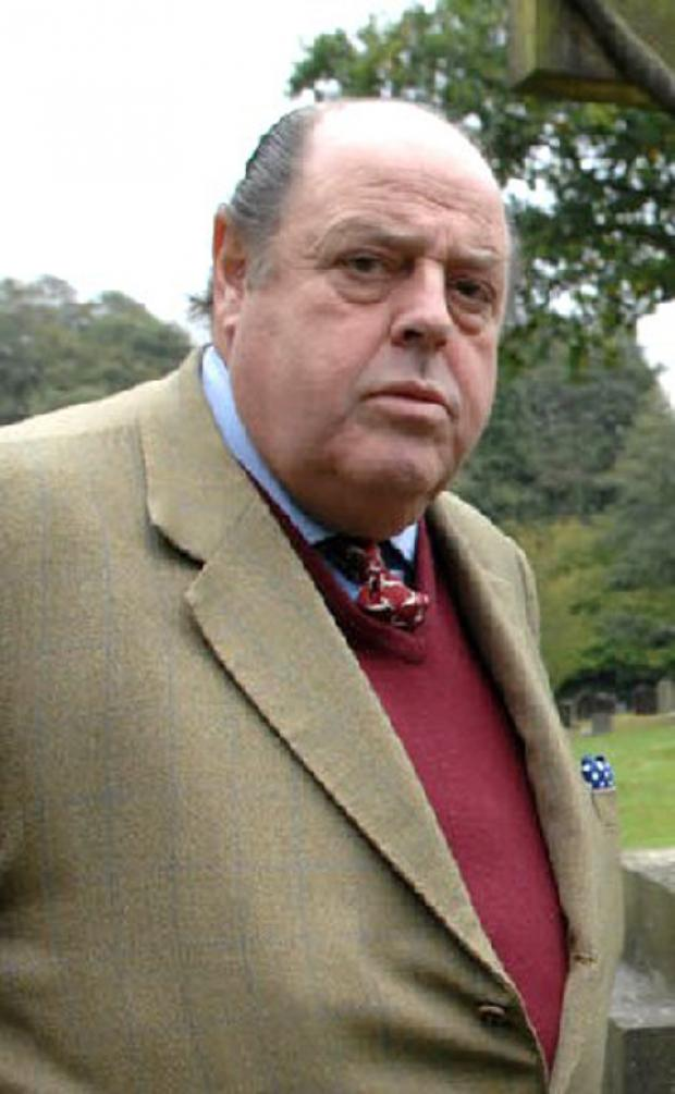 Mid Sussex MP Nicholas Soames