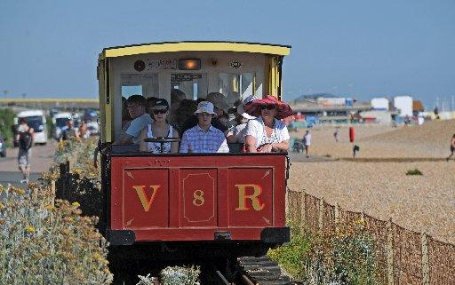 The Argus: Fares hike for the oldest electric train