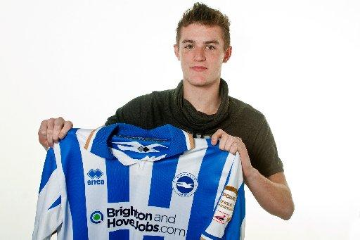 Albion teenager Ben Dickenson is a hot property