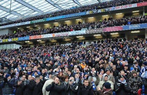 Fans will pack The Amex again next season