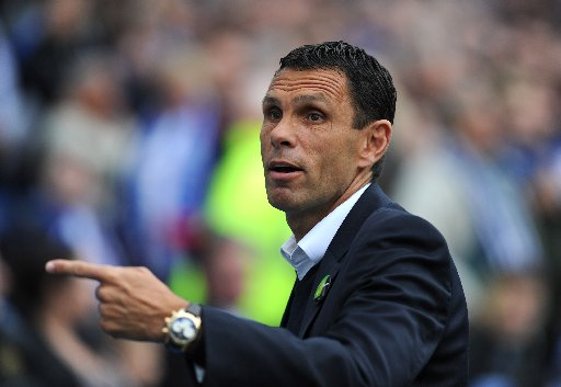 Gus Poyet wants promotion - but with a side that can survive in top-flight