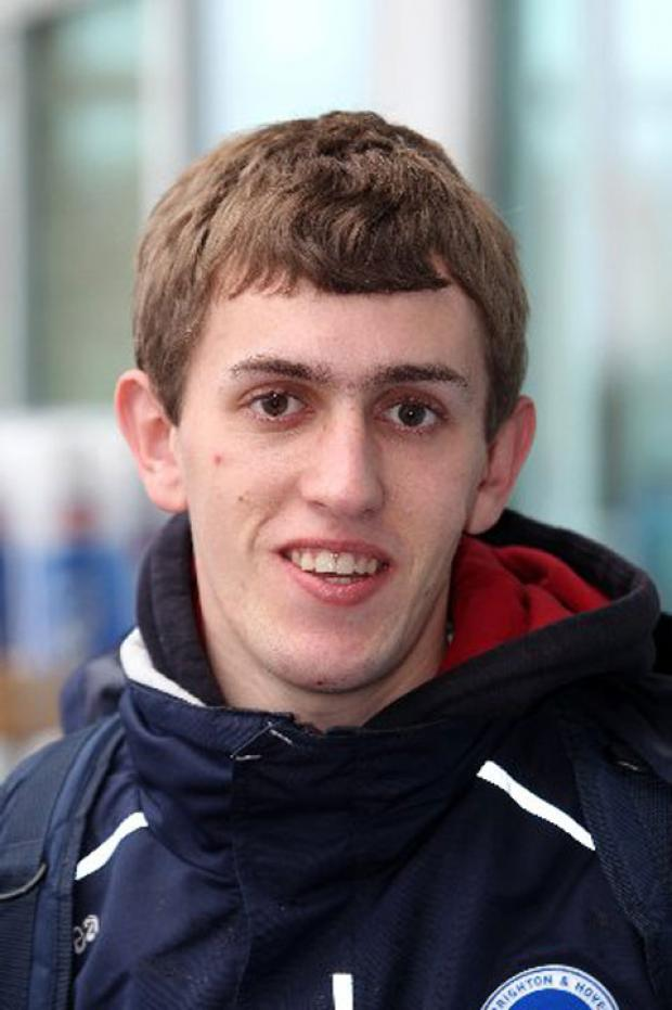 "George Wells, 20, supermarket worker from Brighton said:""I'm not aware of the election. I haven't received any information at all but I will probably be voting. See more views in our video vox pop"