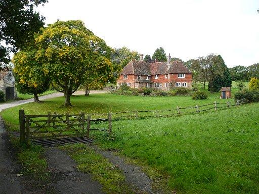 Sapperton Manor Farm at point 5