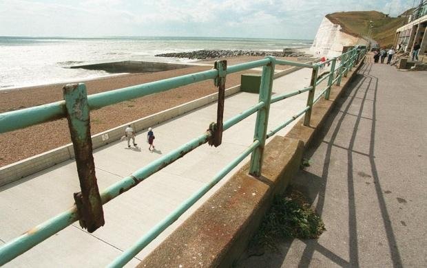 Enthusiastic plans to develop seafront from Roedean to Saltdean