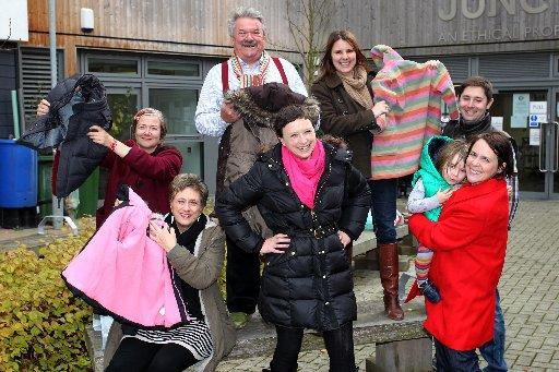 Brighton group launch campaign to keep children warm