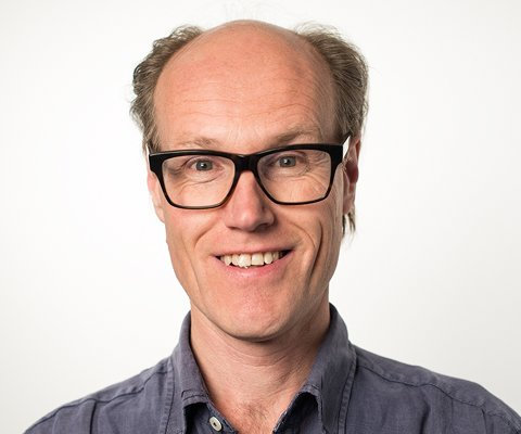 BBC arts editor Will Gompertz. Photo by Alistair Rich