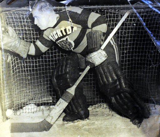 Nobby Richardson in action with the Brighton Tigers
