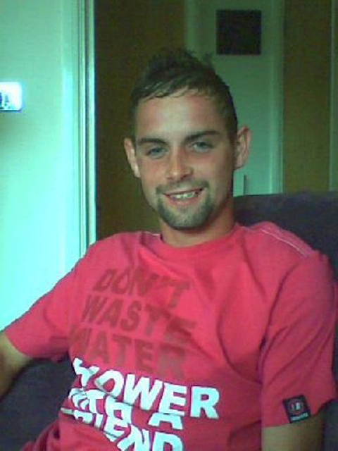 Father-of-three James Harris-Durkin who died after a fight at a family party