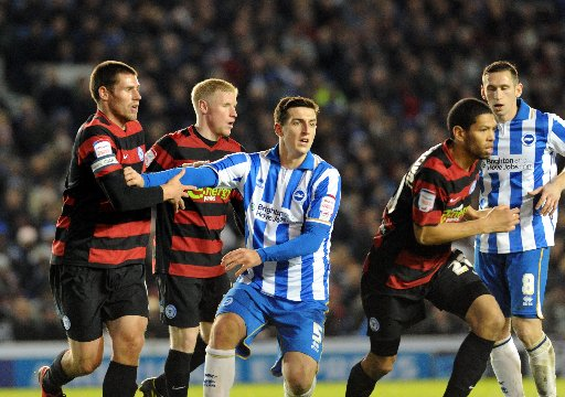 Lewis Dunk  has played in the last four games for Albion