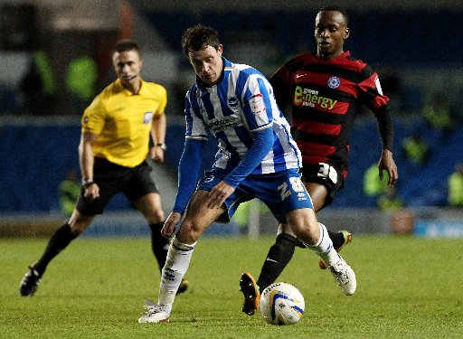 Wayne Bridge has been excellent for Albion this season