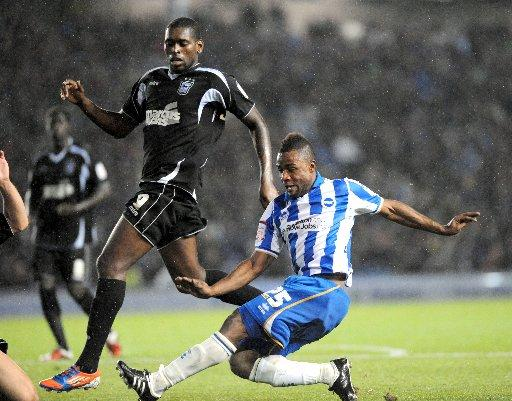 Kazenga LuaLua, back with Albion