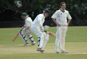 Brighton v Worthing cricket
