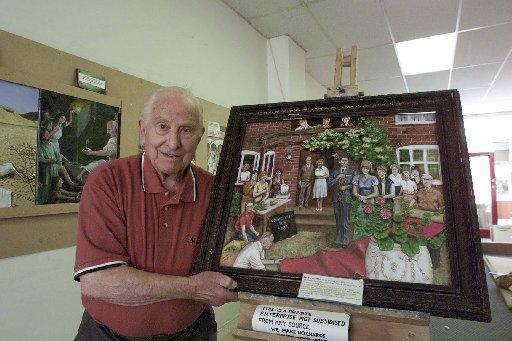 The Argus: George Musgrave with artwork from his collection