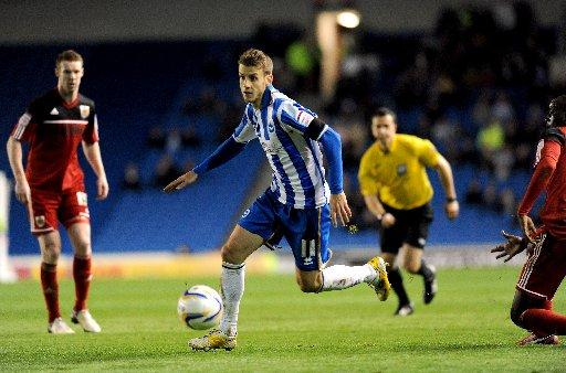 The Argus: Andrea Orlandi will be fit to face Watford