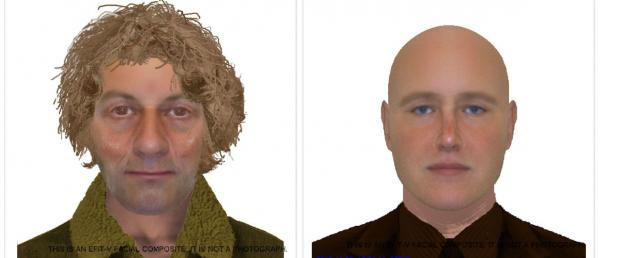 Do you know the floppy-haired fraudster who tried to cheat a 93-year-old?