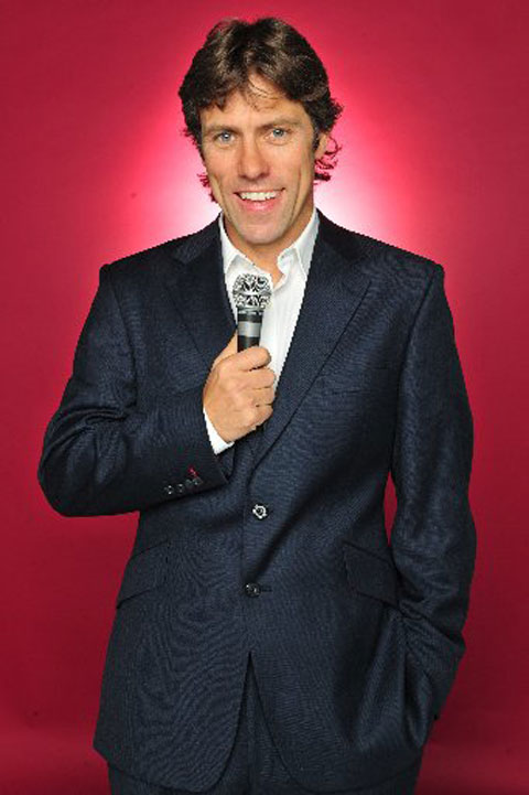 Comedian John Bishop found his roots in Sussex