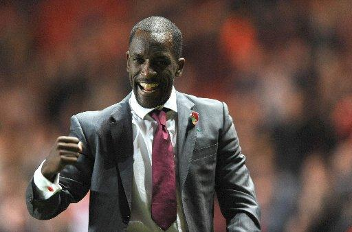Charlton boss Chris Powell