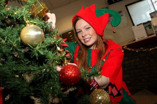 Assistant news editor Lucy Pearce is ready for The Argus Christmas Quiz