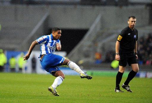 Liam Bridcutt feels Albion's performances deserve more wins