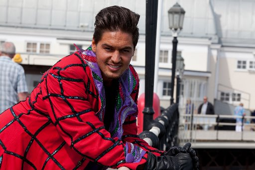 Mario Falcone has failed to turn up to any performances of the Wizard of Oz at Worthing Pavilion Theatre