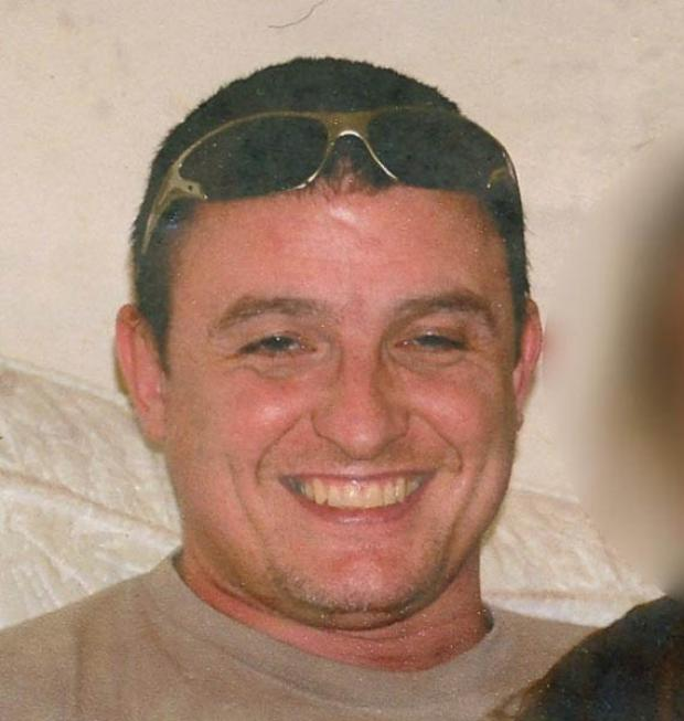Missing: Gary Hampson
