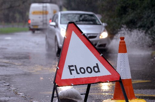 Bleak pre Christmas weekend ahead of gales and flooding