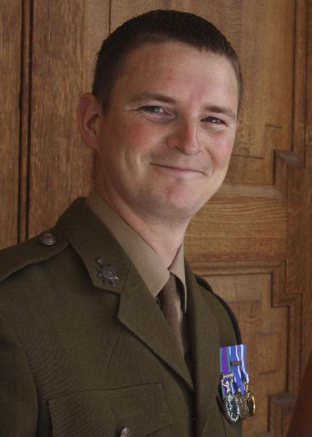 Corporal Harry Killick