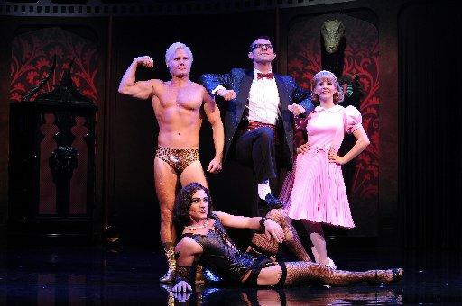 The Rocky Horror Show, photo by Liz Finlayson