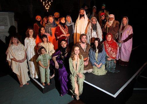 The Argus: The cast of Soul by the Sea's Nativity