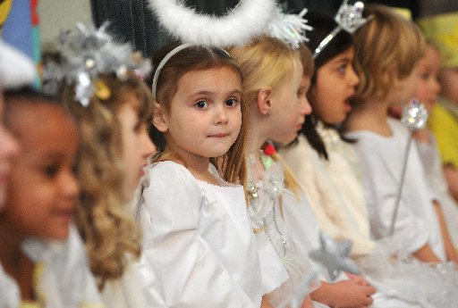 Brighton youngsters create their own Christmas show