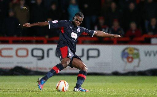 Hope Akpan is reported to be having a medical