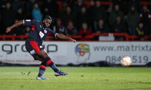 Hope Akpan could be a target for other clubs