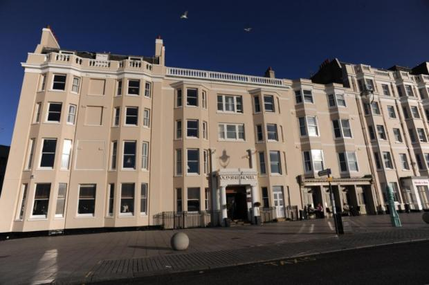 Landmark Brighton hotel's major redevelopment delayed